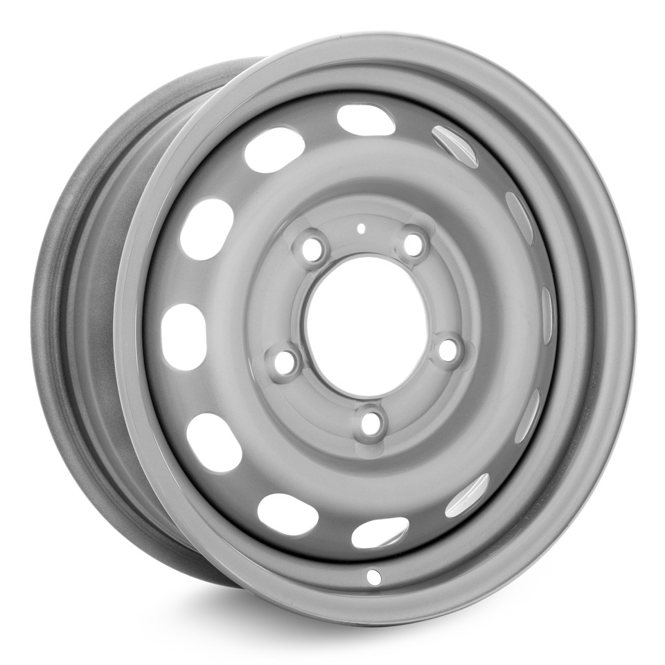 Фото - Штампованный диск Magnetto Chevrolet-Niva 6x15/5*139.7 D98.5 ET40 silver колесный диск magnetto wheels 15002 6x15 4x100 d60 1 et40 black
