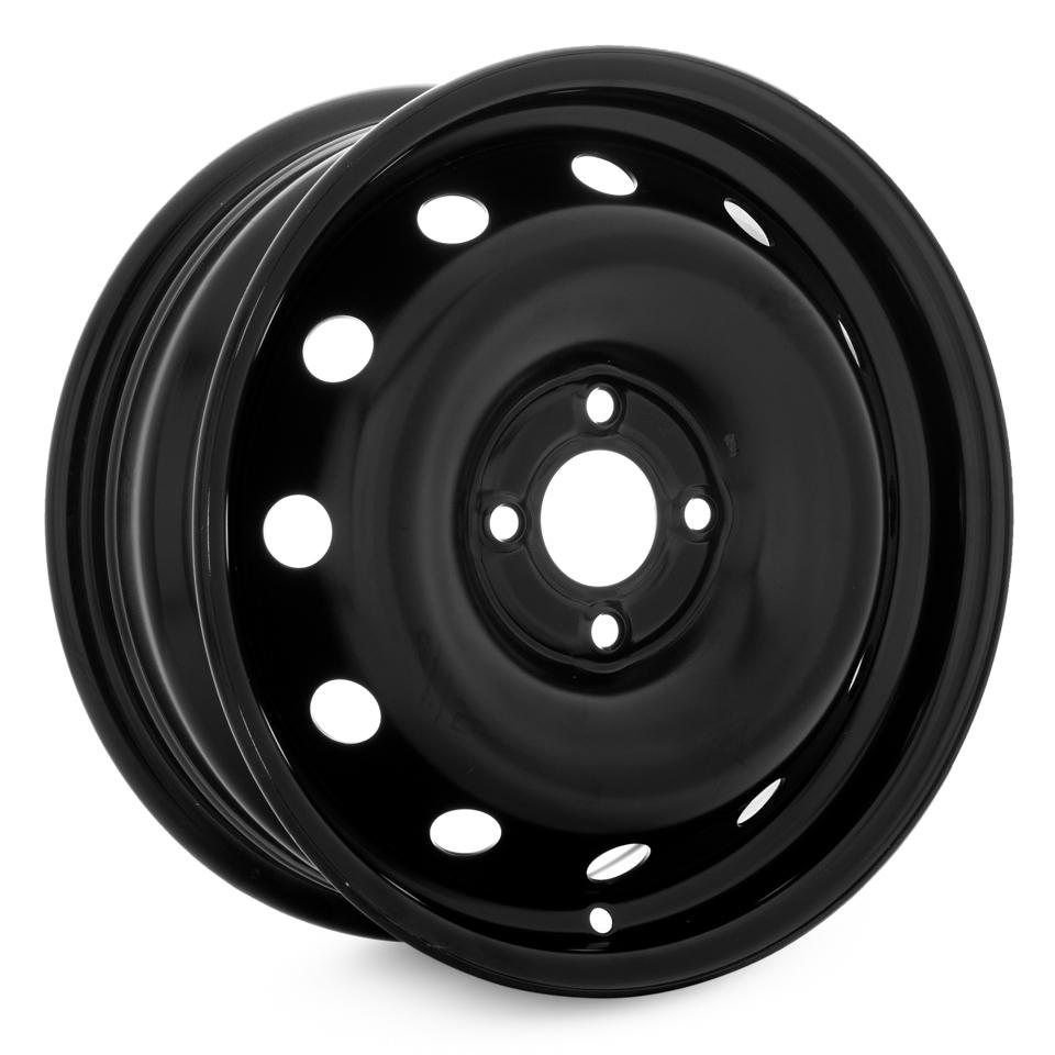 Фото - Штампованный диск Magnetto Lada Largus 6x15/4*100 D60.1 ET50 black штампованный диск magnetto vw jetta 6 5x16 5 112 d57 1 et50 black