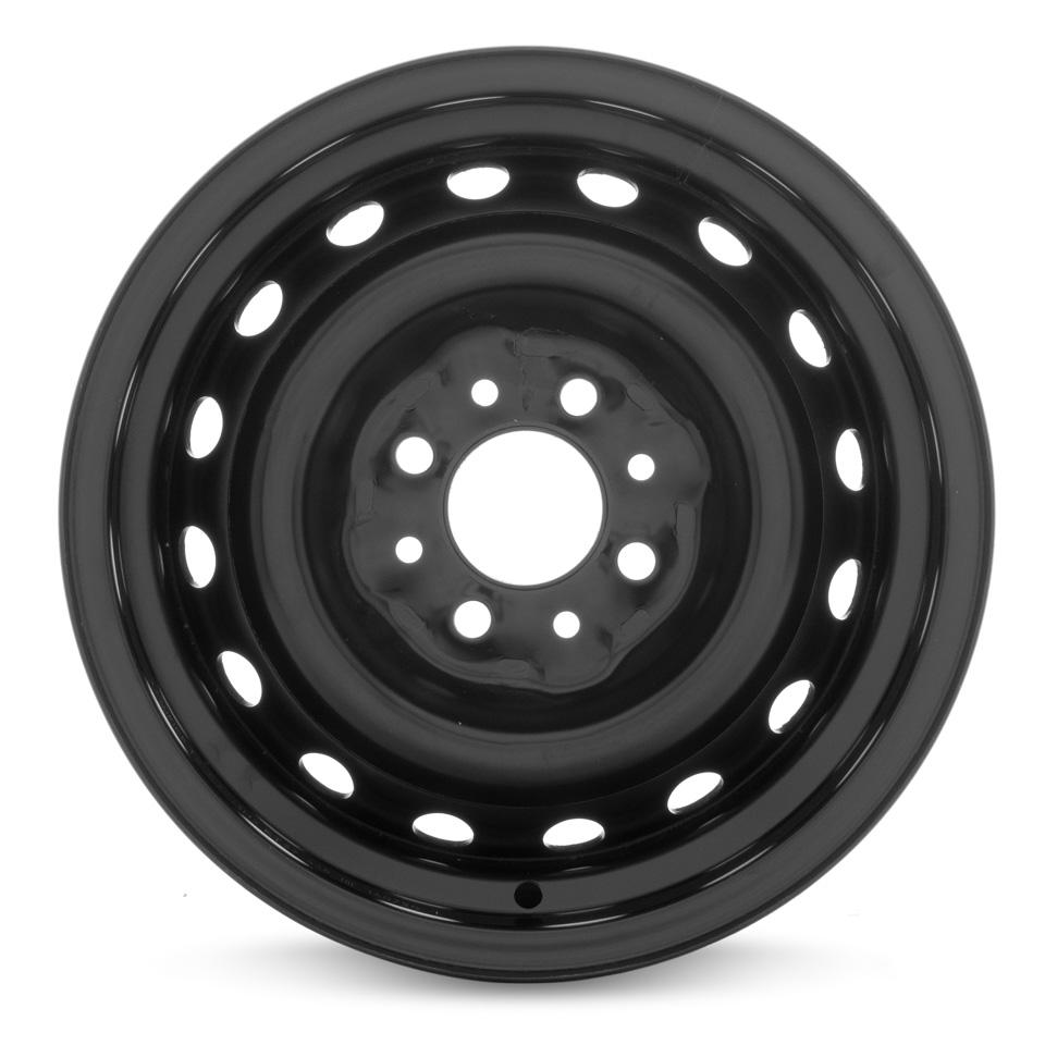 Штампованный диск Accuride ВАЗ-оригинал ВАЗ-2103 5x13/4*98 D60.1 ET29 Черный