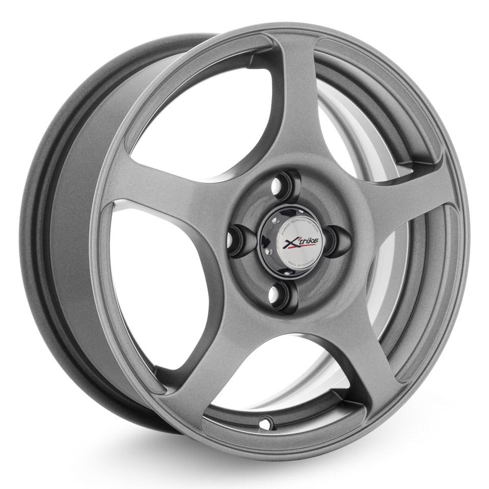 Фото - Литой диск X'trike X-103 5.5x14/4*100 D67.1 ET45 HSB колесный диск x trike x 122 7 5x18 5x112 d57 1 et45 hsb