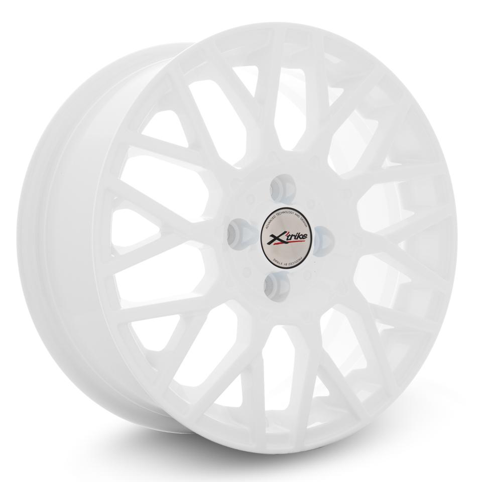 Фото - Литой диск X'trike X-125 6.5x16/4*100 D60.1 ET48 W круг алм klingspor dt 300 u extra 125 x 1 6 x 22 325346 сегментный