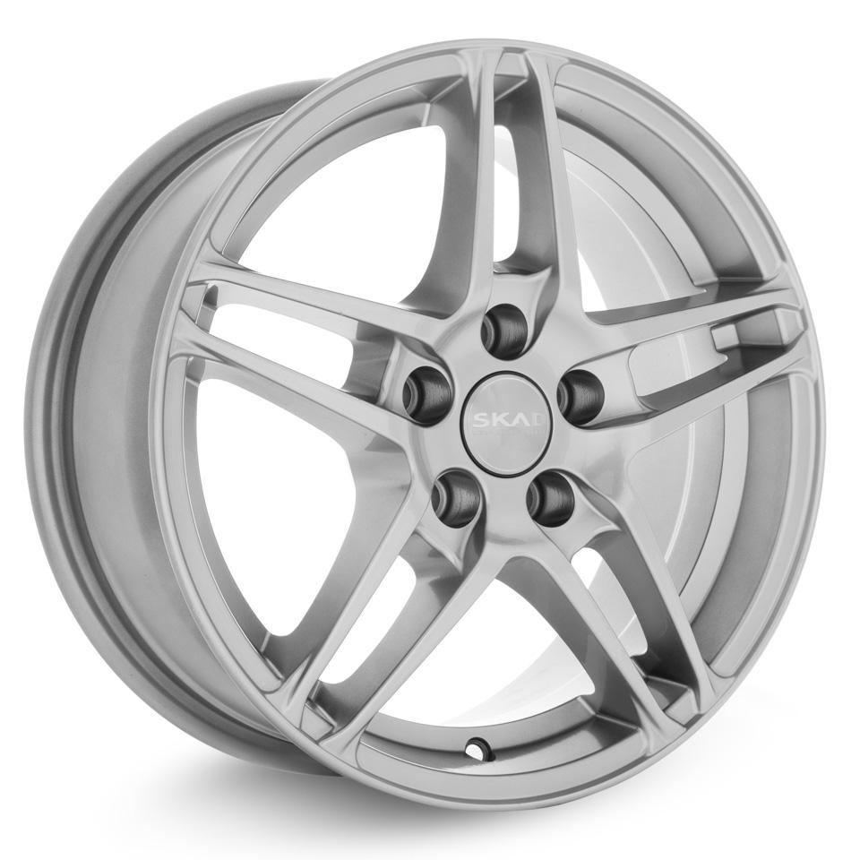 Фото - Литой диск СКАД Спринт 6.5x15/5*112 D57.1 ET38 Селена литой диск rial m10 7x16 5 112 d66 5 et38 metal grey