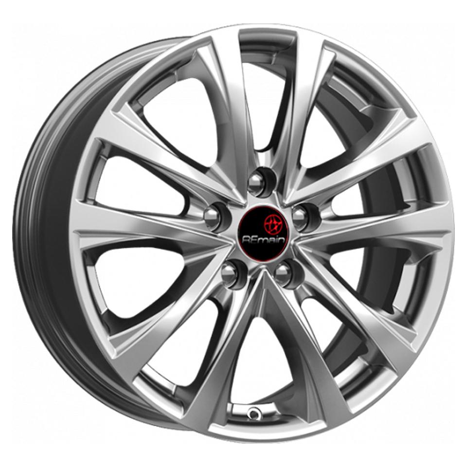 Фото - Литой диск Remain Audi A4 (R167) 7x17/5*112 D66.6 ET46 Сильвер S литой диск rial lucca 6 5x16 5 112 d57 1 et46 polar silver