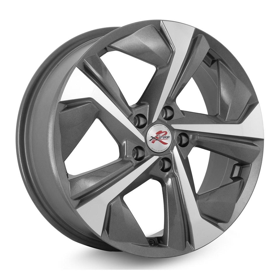 Фото - Литой диск X`trike RST R048 7x18/5*114.3 D60.1 ET35 HSB/FP колесный диск x trike x 103 5 5x14 4x100 d67 1 et35 bk fp