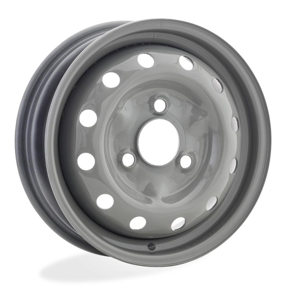 Штампованный диск Accuride 11110-3101015-15 ВАЗ-оригинал ВАЗ-1111 Ока 4x12/3*98 D60.1 ET40 Серый
