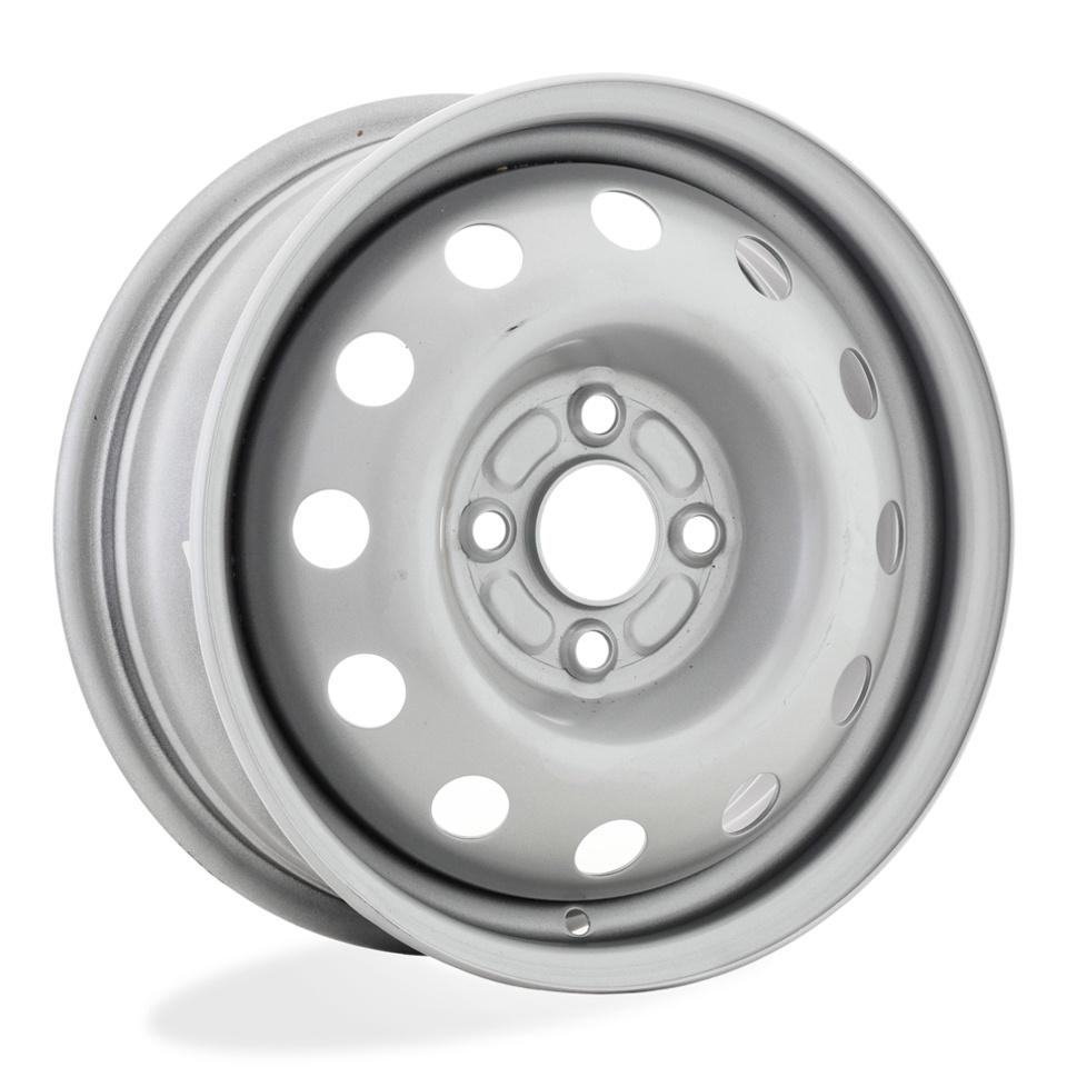 Фото - Штампованный диск Magnetto Daewoo 5.5x14/4*100 D56.6 ET49 silver silver spoon silver spoon жилет школьный синий