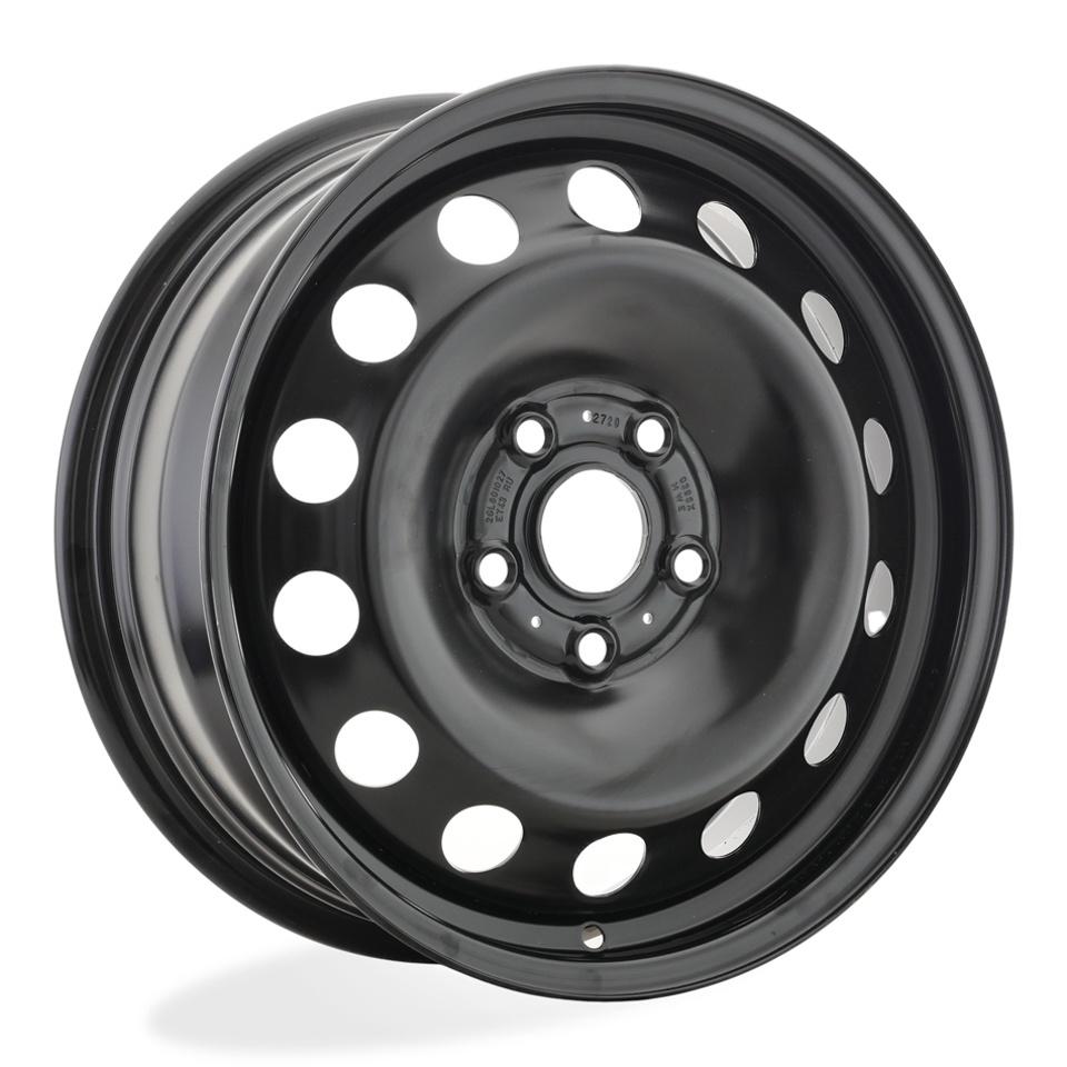 Фото - Штампованный диск Magnetto Hyundai Creta 6x16/5*114.3 D67.1 ET43 black штампованный диск magnetto vw jetta 6 5x16 5 112 d57 1 et50 black