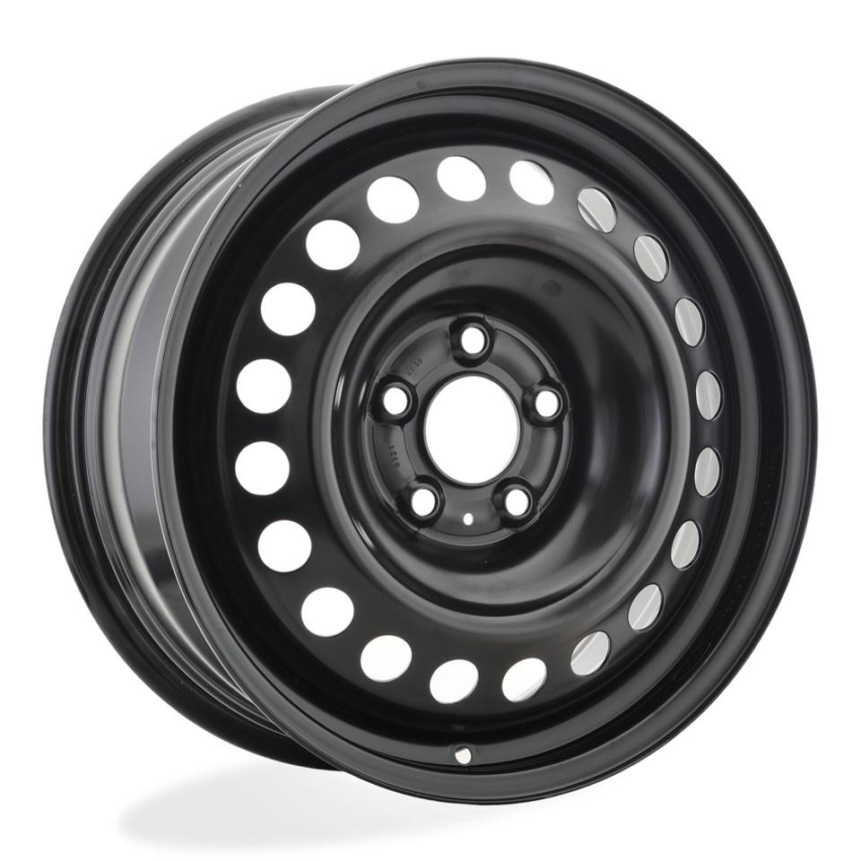 Фото - Штампованный диск Magnetto 17007 AM Hyundai Creta 7x17/5*114.3 D67.1 ET49 black штампованный диск magnetto vw jetta 6 5x16 5 112 d57 1 et50 black