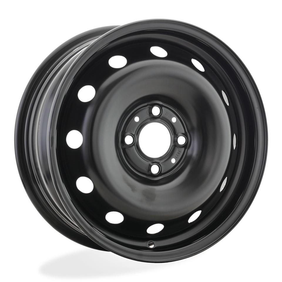 Фото - Штампованный диск Magnetto Lada Vesta 15009 6x15/4*100 D60.1 ET50 black штампованный диск magnetto vw jetta 6 5x16 5 112 d57 1 et50 black