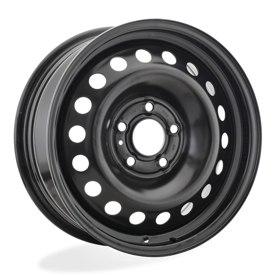 Фото - Штампованный диск Magnetto Mitsubishi Outlander 6.5x16/5*114.3 D67.1 ET38 black штампованный диск magnetto vw jetta 6 5x16 5 112 d57 1 et50 black