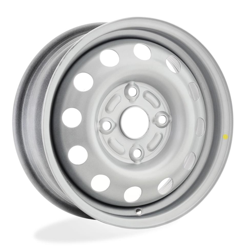 Фото - Штампованный диск TREBL 6555 Chevrolet 5.5x14/4*114.3 D56.6 ET44 Silver штампованный диск trebl 6555 chevrolet 5 5x14 4 114 3 d56 6 et44 silver