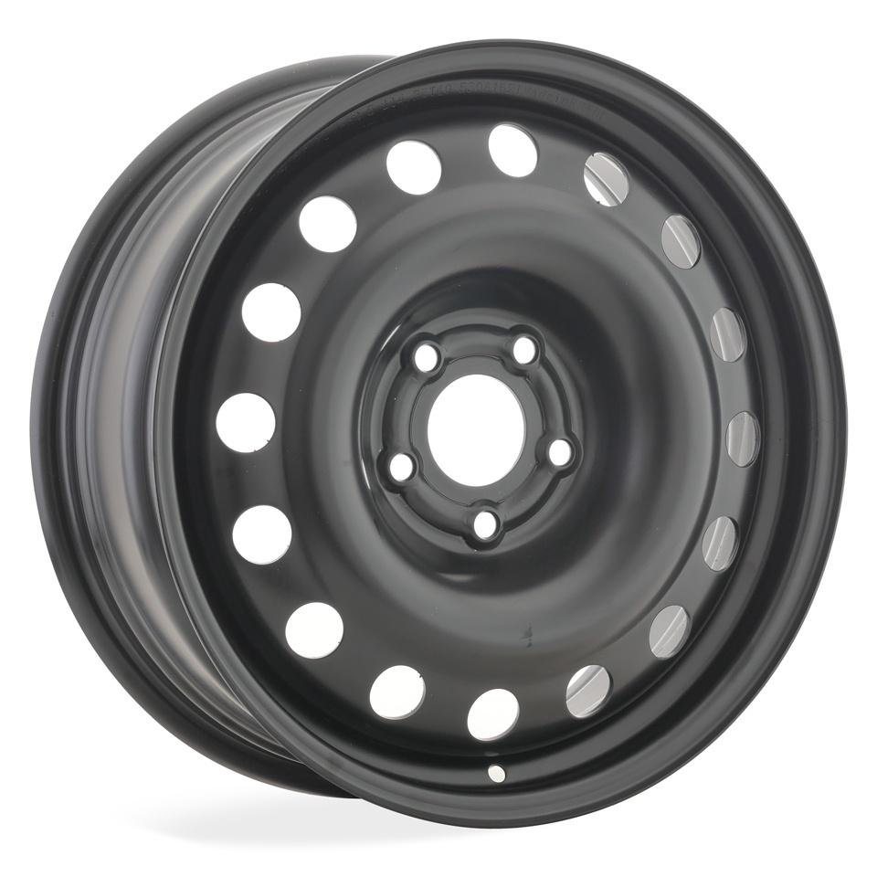 Фото - Штампованный диск TREBL Kia SeedSportage R-1724 6.5x17/5*114.3 D67.1 ET40 Black штампованный диск trebl mitsubishi outlander r 1722 6 5x17 5 114 3 d67 1 et38 black