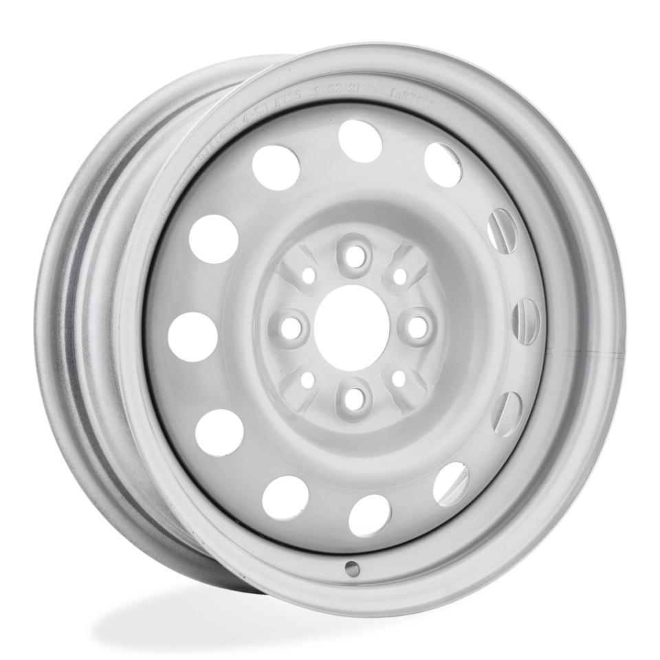 Фото - Штампованный диск TREBL 53B35B P Lada 5x14/4*98 D58.6 ET35 Silver штампованный диск trebl 6555 chevrolet 5 5x14 4 114 3 d56 6 et44 silver