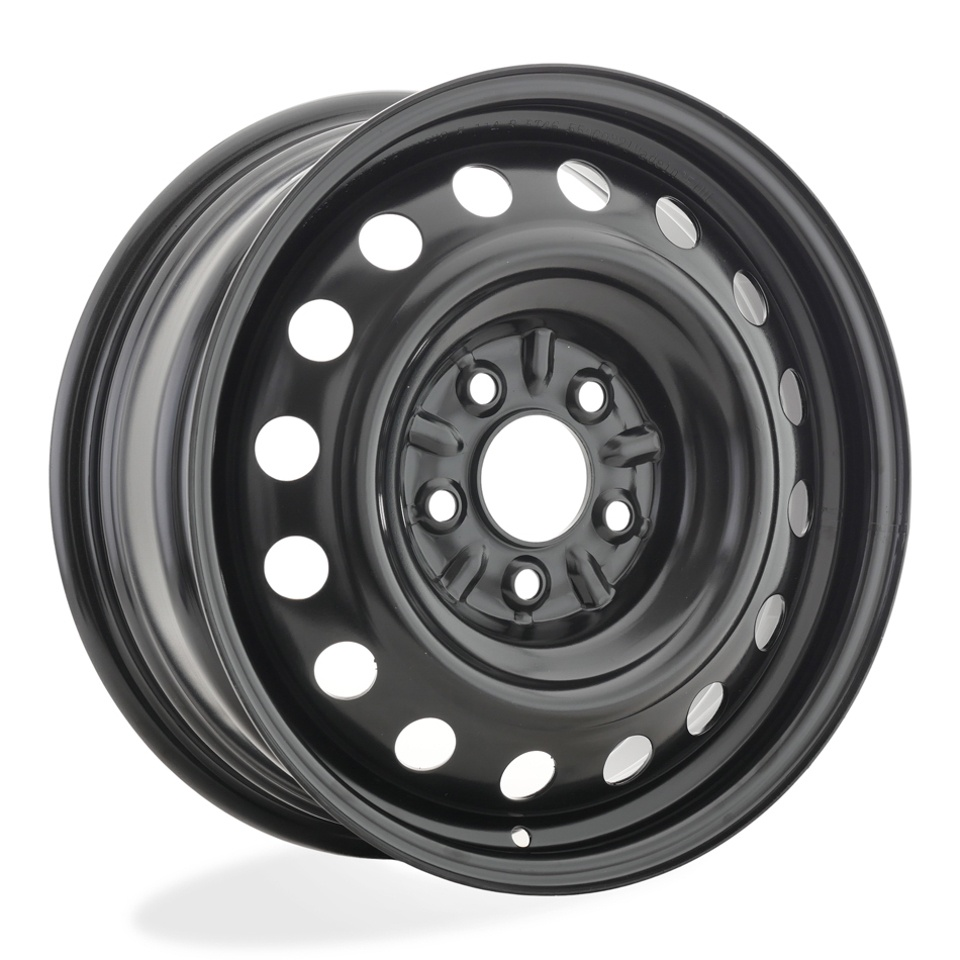Фото - Штампованный диск TREBL 9228T Mitsubishi 6.5x16/5*114.3 D67.1 ET46 Black штампованный диск trebl mitsubishi outlander r 1722 6 5x17 5 114 3 d67 1 et38 black