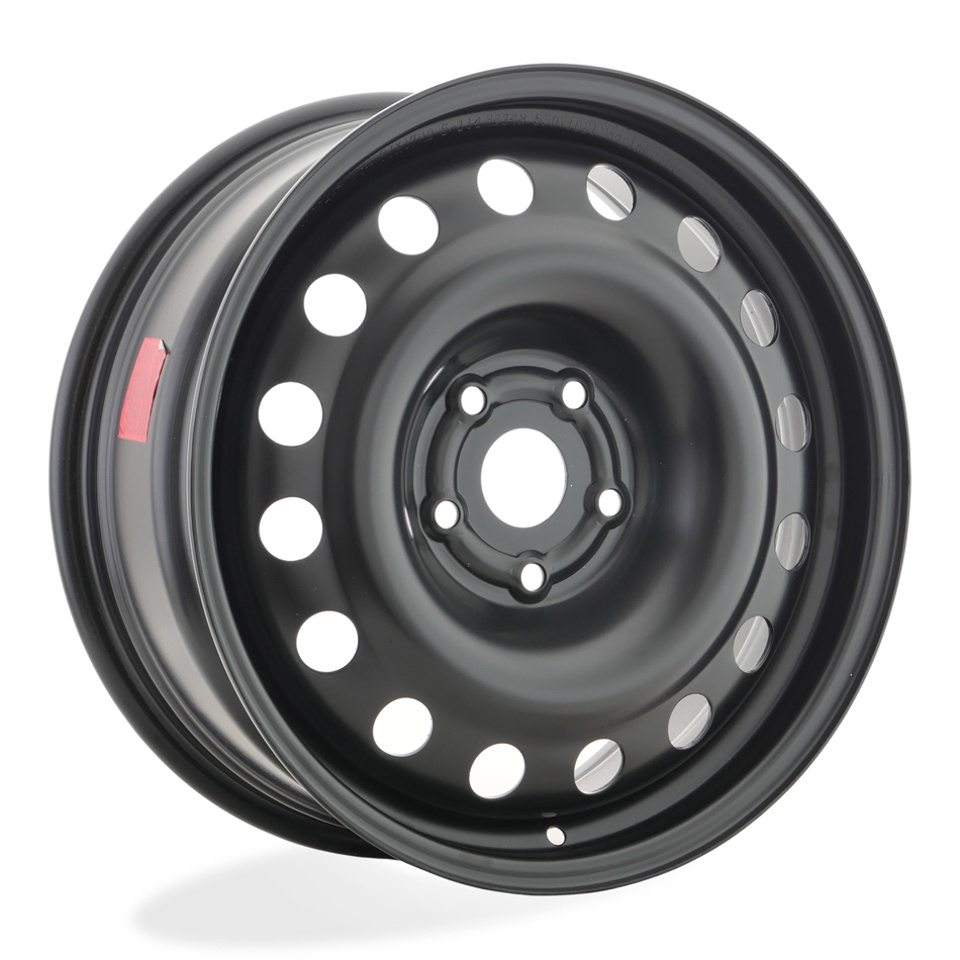 Фото - Штампованный диск TREBL 9407 Mitsubishi 6.5x16/5*114.3 D67.1 ET38 Black штампованный диск trebl mitsubishi outlander r 1722 6 5x17 5 114 3 d67 1 et38 black