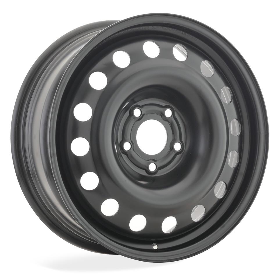Фото - Штампованный диск TREBL Mitsubishi Outlander R-1722 6.5x17/5*114.3 D67.1 ET38 Black штампованный диск trebl mitsubishi outlander r 1722 6 5x17 5 114 3 d67 1 et38 black