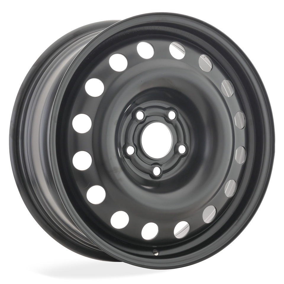 Фото - Штампованный диск TREBL Arkana R-1726 6.5x17/5*114.3 D66.1 ET50 Black штампованный диск trebl mitsubishi outlander r 1722 6 5x17 5 114 3 d67 1 et38 black