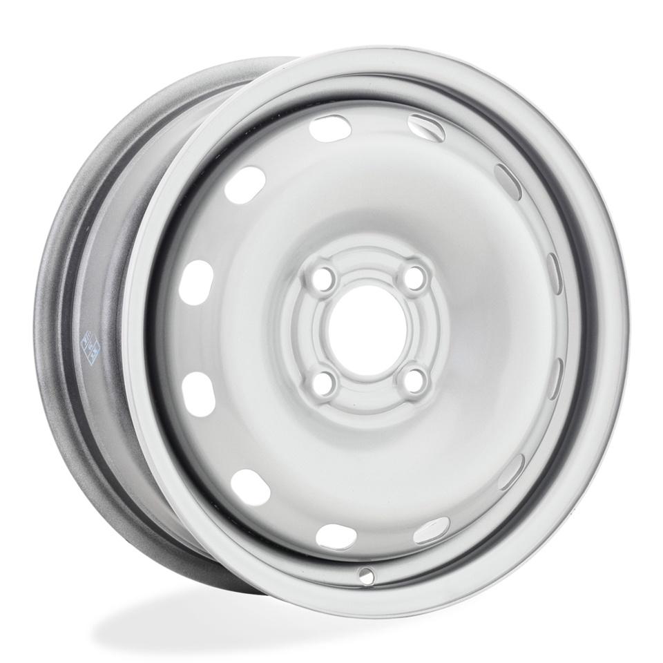 Фото - Штампованный диск ТЗСК Lada Largus 6x15/4*100 D60.1 ET50 Серебро штампованный диск magnetto lada vesta 15009 6x15 4 100 d60 1 et50 black