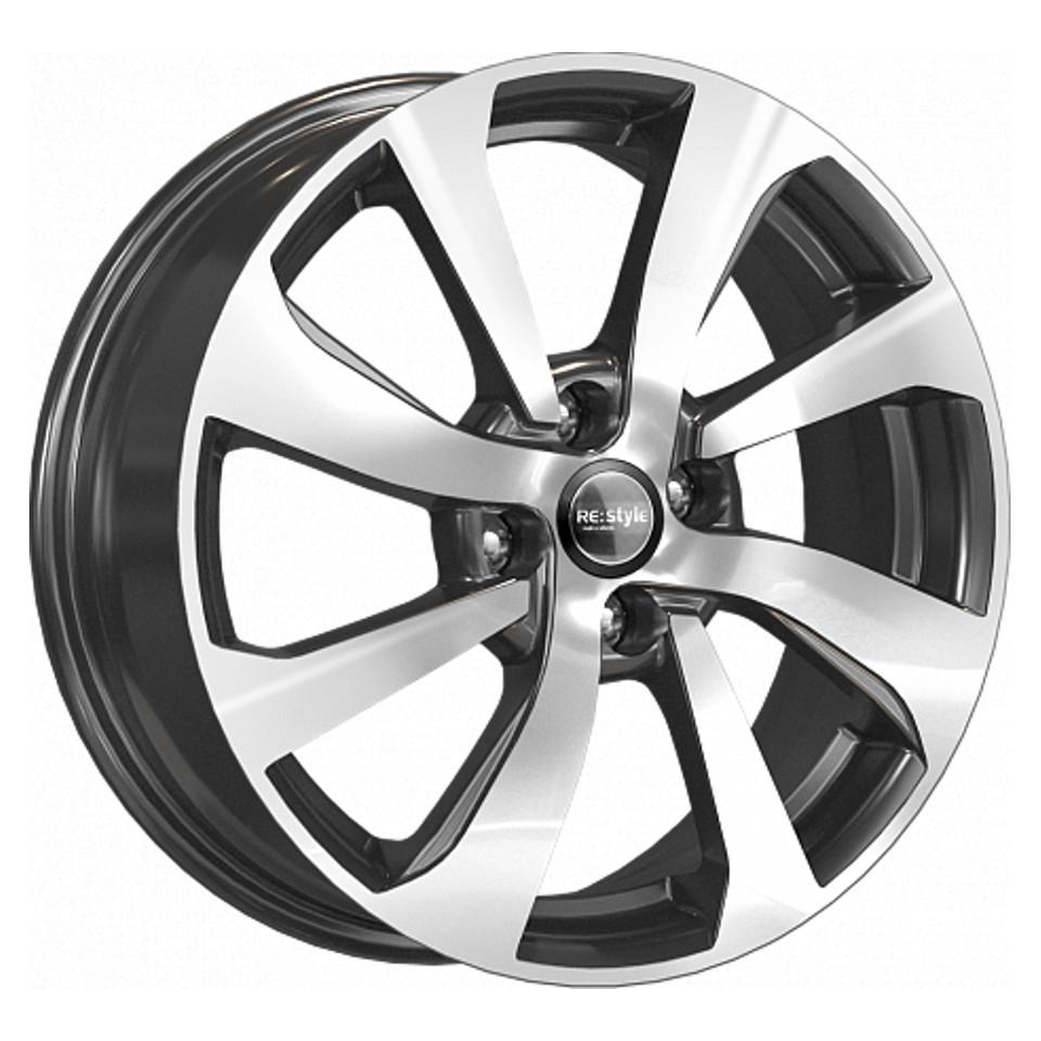 Фото - Литой диск КиК Lada XRAY (КС893) 6x16/4*100 D60.1 ET41 Алмаз-черный литой диск кик astra кс681 6 5x16 5 115 d70 2 et41 silver